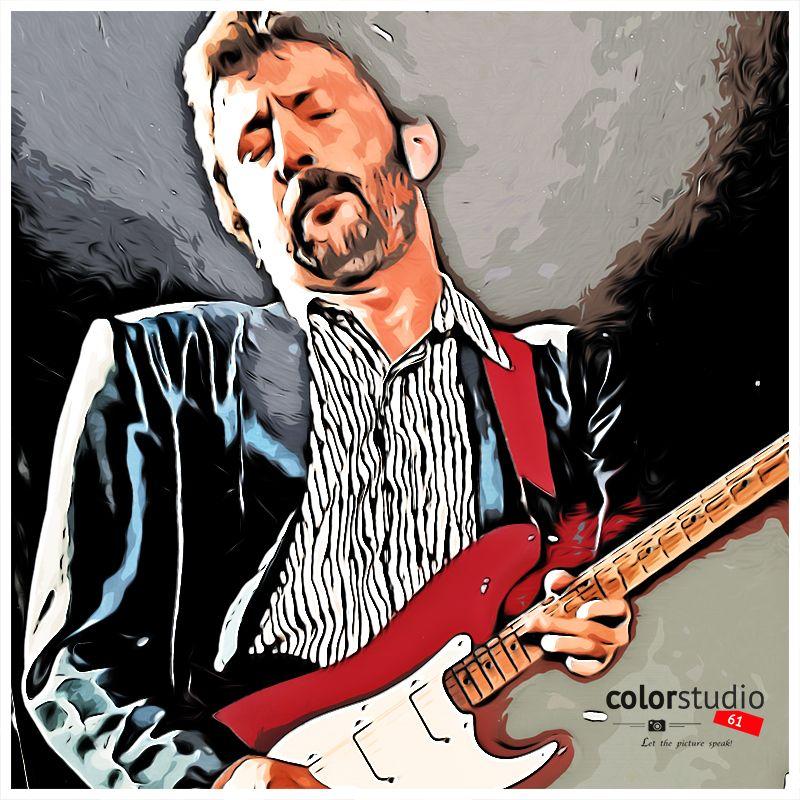 Eric Clapton, Ahoy 1986