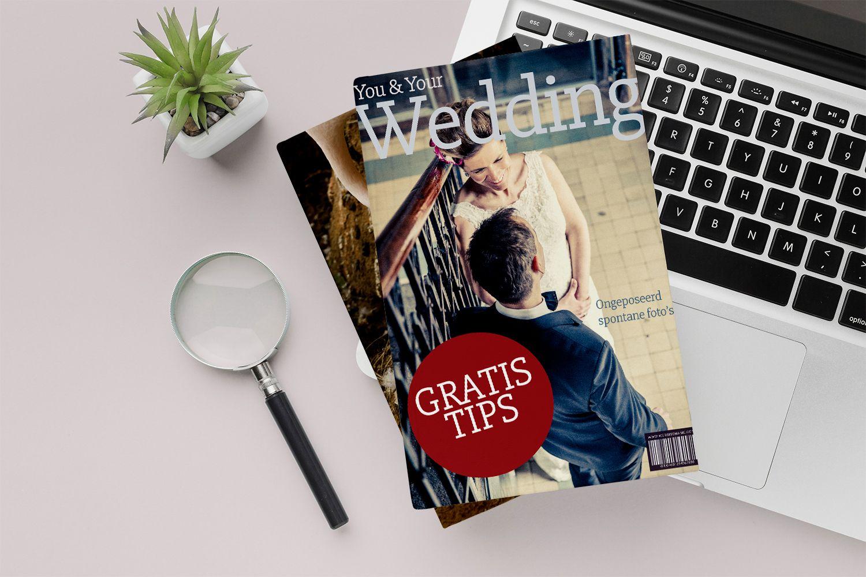 trouwbrochure Trouwgids Colorstudio61 Trouwfotograaf Eindhoven
